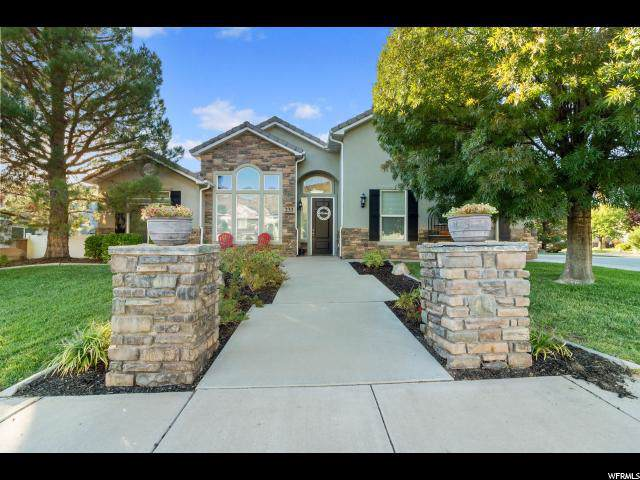 233 N 1160 W, St. George, UT 84770 (#1636328) :: Colemere Realty Associates