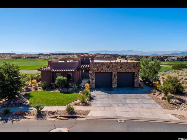 1539 W Shinnecock Dr, St. George, UT 84770 (#1636339) :: Colemere Realty Associates