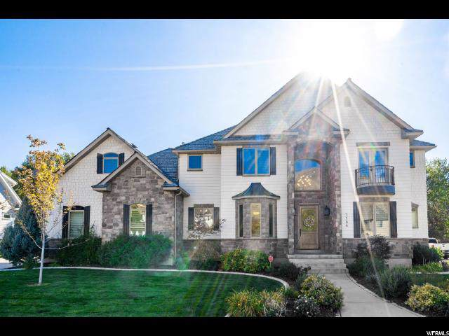 1164 S Brookwood Dr, Springville, UT 84663 (#1636347) :: The Fields Team
