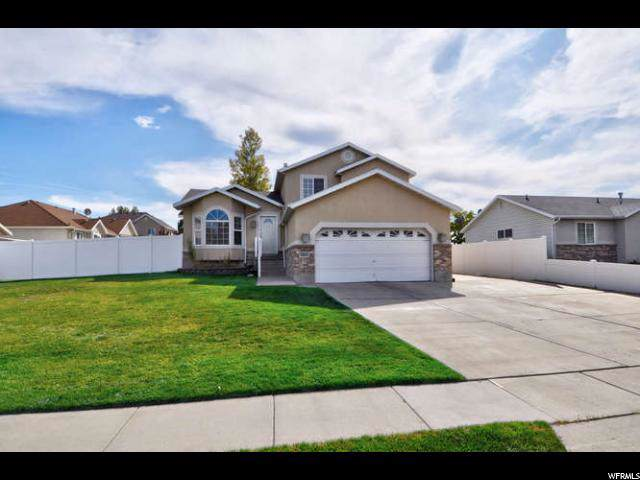 5243 W Ted Way, West Valley City, UT 84120 (#1636349) :: The Fields Team