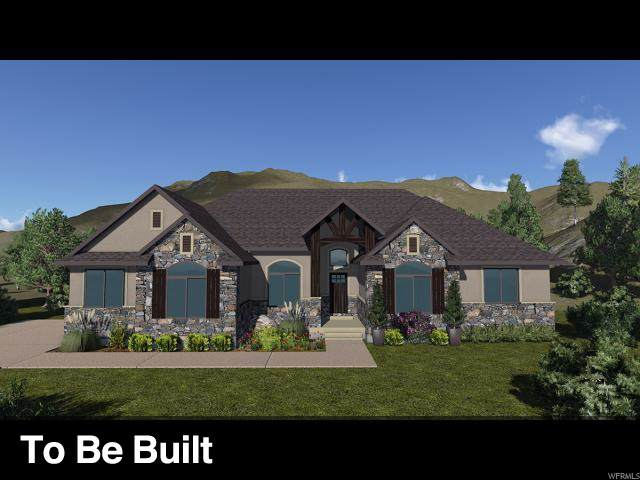 5419 W Christie Ct #4, Highland, UT 84003 (#1636357) :: The Canovo Group