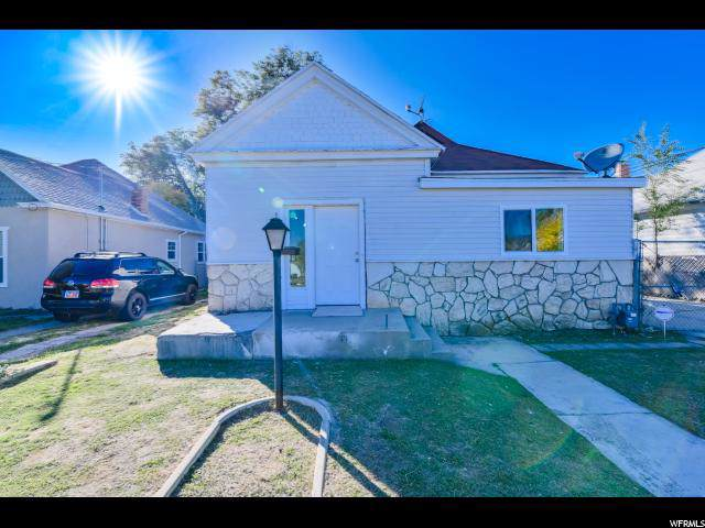 366 S Navajo St W, Salt Lake City, UT 84104 (#1636369) :: Keller Williams Legacy
