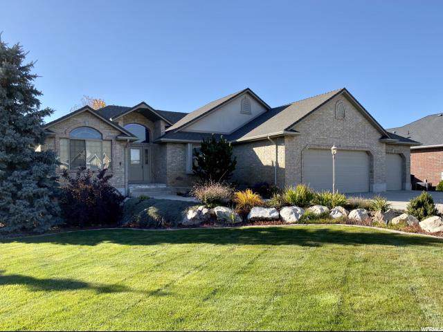 1823 N 1725 W, Farr West, UT 84404 (#1636383) :: RE/MAX Equity