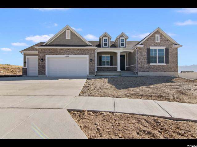 8009 S Halehaven Ct, West Jordan, UT 84081 (#1636410) :: Bustos Real Estate | Keller Williams Utah Realtors