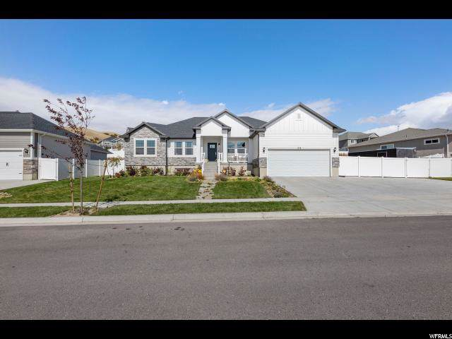 874 Summer View Ln, Lehi, UT 84043 (#1636411) :: Red Sign Team