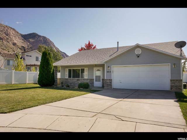 885 E 1375 N, Ogden, UT 84404 (#1636419) :: Bustos Real Estate | Keller Williams Utah Realtors