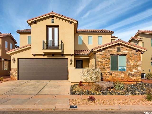 3800 N Paradise Village Dr #25, Santa Clara, UT 84765 (#1636423) :: Doxey Real Estate Group