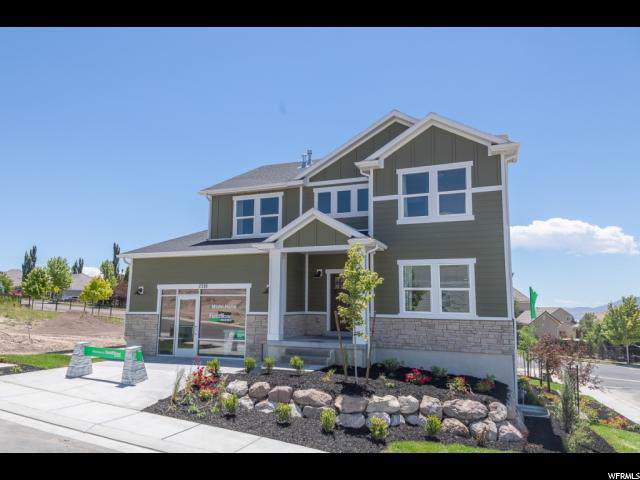 2391 W Silver Fox Ln N, Lehi, UT 84043 (#1636426) :: Red Sign Team