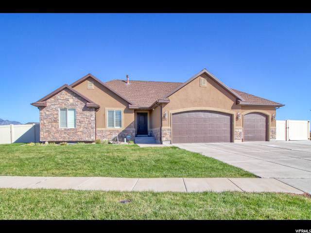 532 N Grand Sierra Way, Saratoga Springs, UT 84045 (#1636446) :: goBE Realty