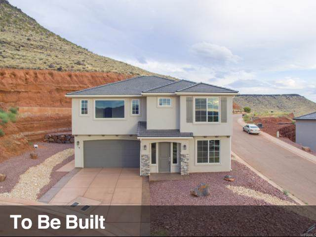 438 N Stone Mountain Dr #18, St. George, UT 84770 (#1636463) :: goBE Realty