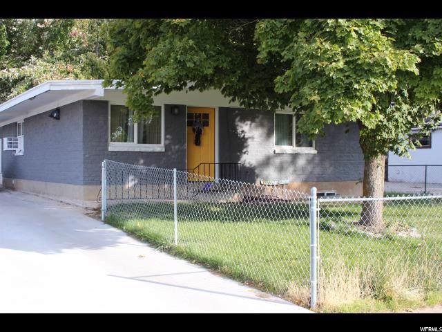 1016 N Monroe, Ogden, UT 84404 (#1636481) :: Big Key Real Estate