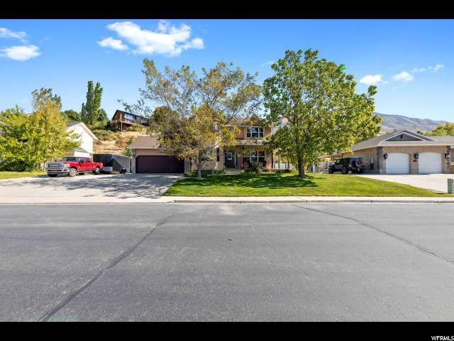 10194 N Cottonwood Dr, Cedar Hills, UT 84062 (#1636495) :: The Canovo Group
