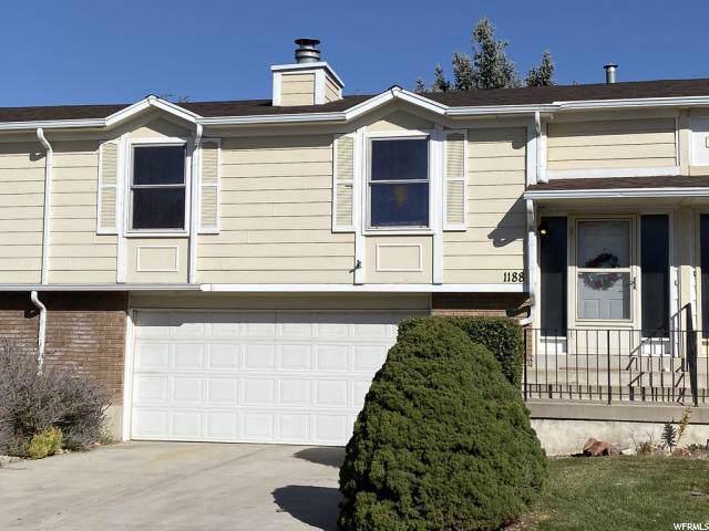 1188 W Norwalk Rd S, Taylorsville, UT 84123 (#1636497) :: Bustos Real Estate | Keller Williams Utah Realtors