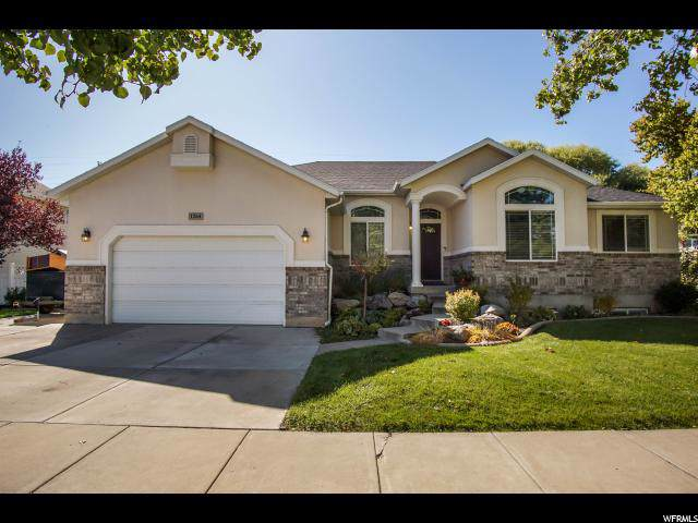 1264 S Bridgecreek Ln, Layton, UT 84041 (#1636535) :: Keller Williams Legacy