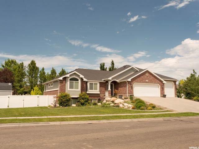 3152 W 350 N, Layton, UT 84041 (#1636539) :: Bustos Real Estate | Keller Williams Utah Realtors