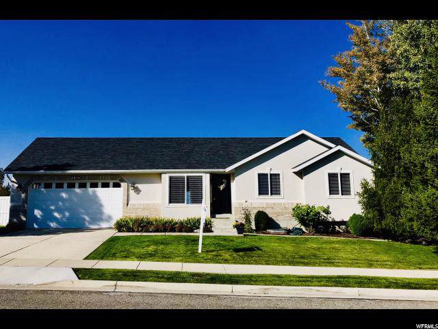 4854 W Chilly Peak Dr S, Riverton, UT 84096 (#1636546) :: Colemere Realty Associates