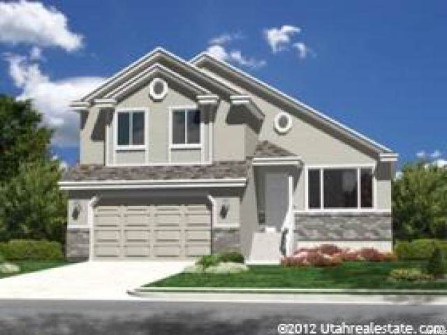6069 W City Vistas Way, West Valley City, UT 84128 (#1636552) :: The Fields Team