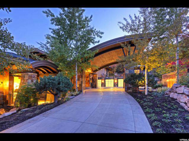 7495 Purple Sage, Park City, UT 84098 (#1636555) :: Doxey Real Estate Group