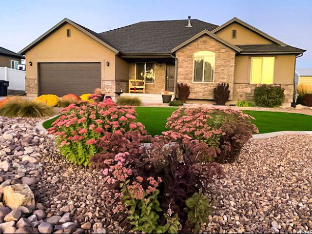 1891 S 2050 E, Naples, UT 84078 (#1636558) :: The Fields Team