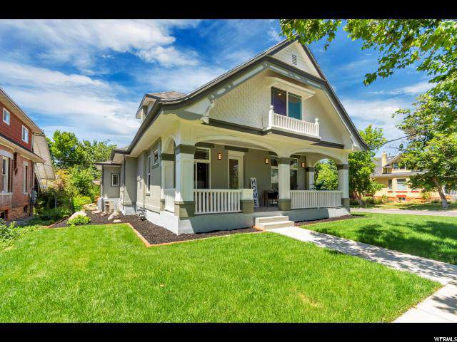 1160 S Windsor St E, Salt Lake City, UT 84105 (#1636567) :: Exit Realty Success