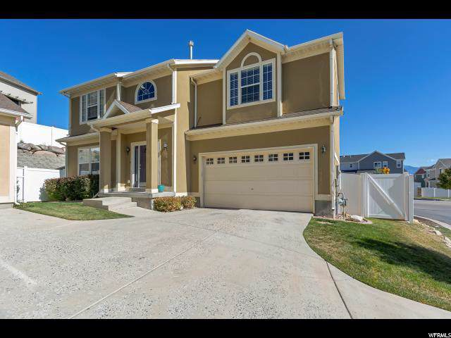 6744 W Grevillea Ln N, West Jordan, UT 84081 (#1636572) :: Bustos Real Estate | Keller Williams Utah Realtors