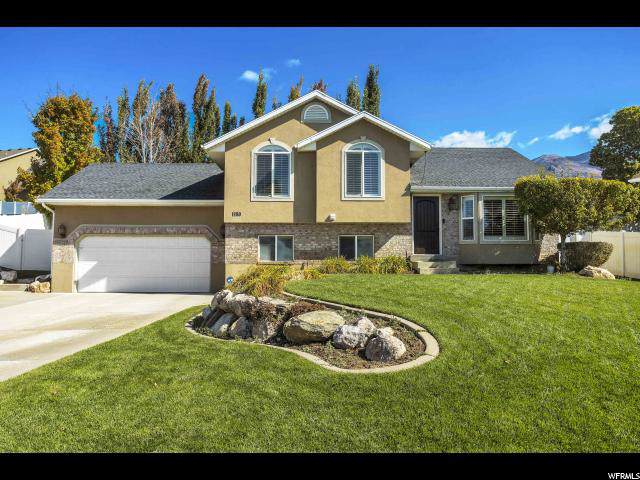 1180 N Alfred Ave, Kaysville, UT 84037 (#1636578) :: Doxey Real Estate Group