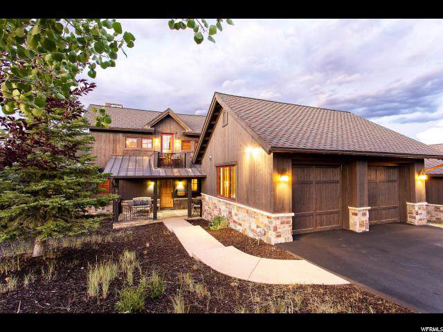 8188 Western Sky, Park City, UT 84098 (#1636615) :: Colemere Realty Associates