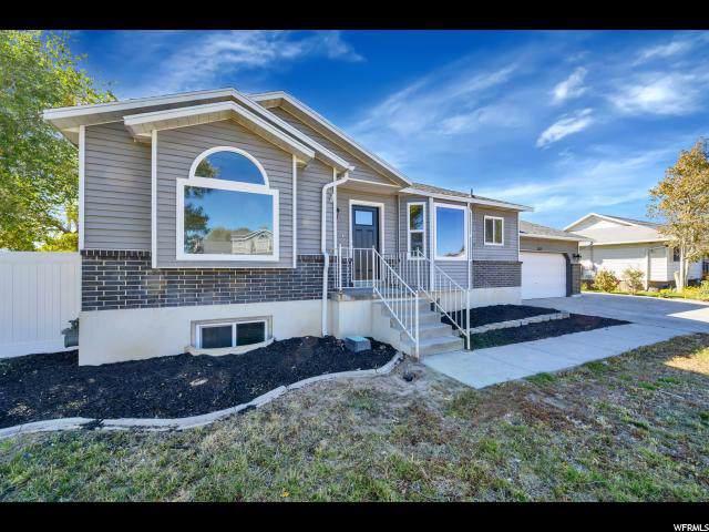 1313 W Quail Ridge Rd S, Riverton, UT 84065 (#1636617) :: Big Key Real Estate
