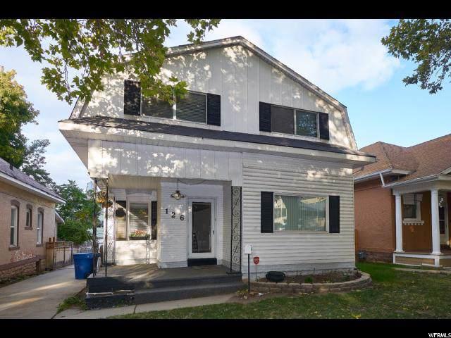 126 S Mcclelland St, Salt Lake City, UT 84102 (#1636627) :: Colemere Realty Associates