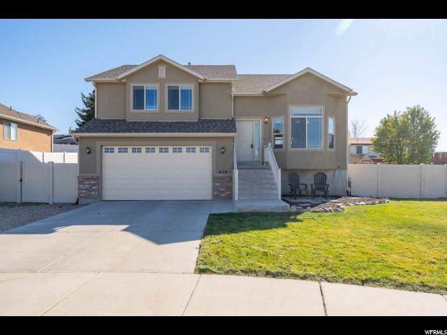 6179 W Jargon Way S, Salt Lake City, UT 84118 (#1636630) :: RE/MAX Equity
