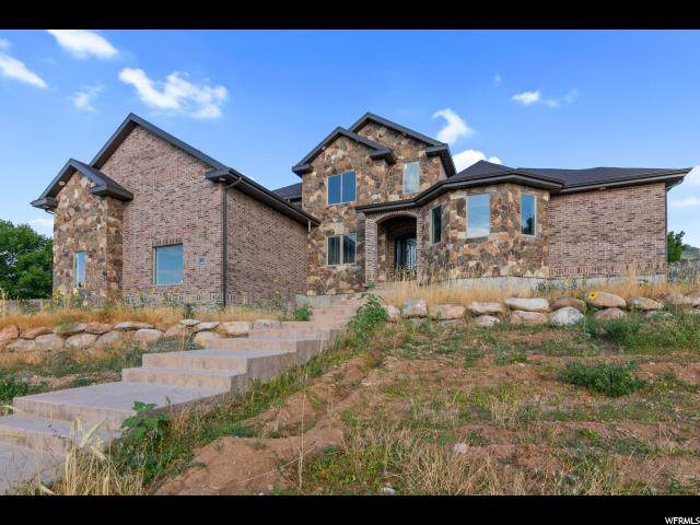 1266 Haylie Ln, Tooele, UT 84074 (#1636631) :: Colemere Realty Associates