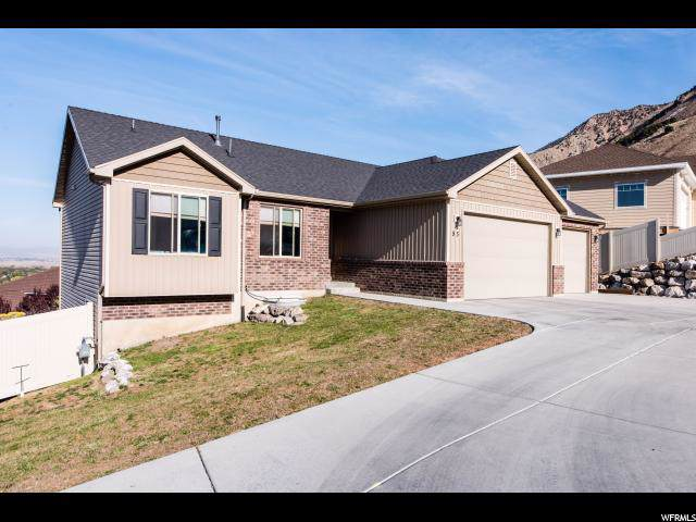 95 N Marie Dr, Brigham City, UT 84302 (#1636642) :: The Canovo Group