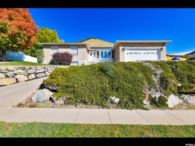 3325 S Bountiful Blvd, Bountiful, UT 84010 (#1636645) :: Colemere Realty Associates