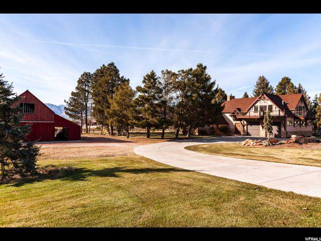 1314 S 2950 E, Heber City, UT 84032 (#1636656) :: Pearson & Associates Real Estate