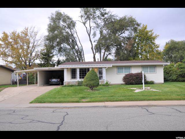 2659 N 450 W, Sunset, UT 84015 (#1636658) :: Keller Williams Legacy