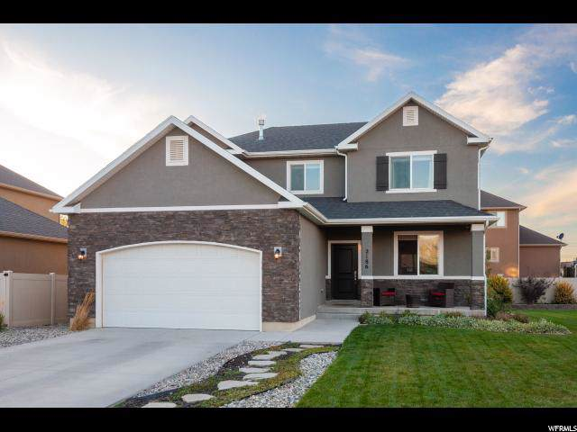 2186 S 2125 W, Woods Cross, UT 84087 (#1636661) :: The Muve Group