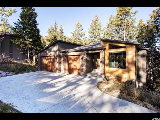 80 Matterhorn Dr, Park City, UT 84098 (#1636664) :: The Muve Group