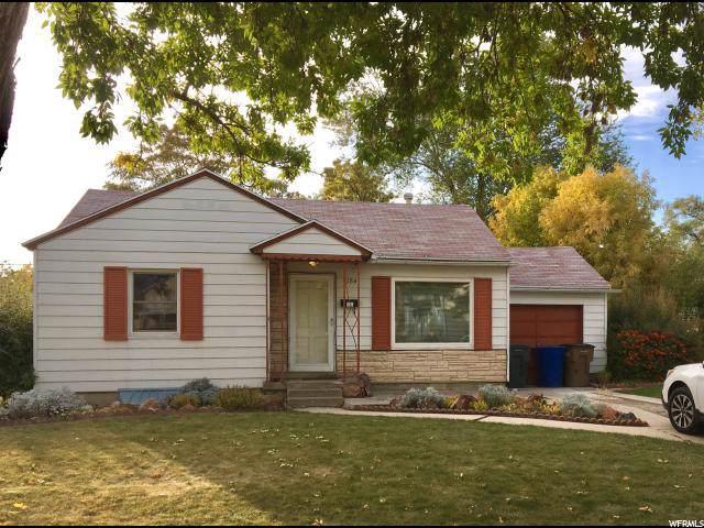 1184 S Emery St W, Salt Lake City, UT 84104 (#1636671) :: Keller Williams Legacy