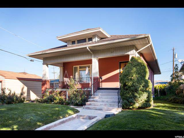517 E Kensington Ave, Salt Lake City, UT 84105 (#1636675) :: The Fields Team
