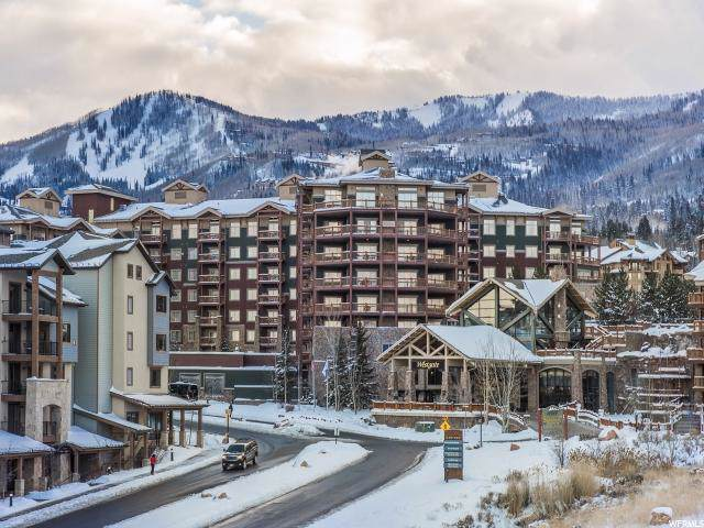 3000 N Canyons Resort Dr 3501B, Park City, UT 84098 (MLS #1636677) :: High Country Properties