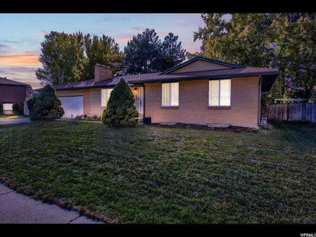 6278 S Steeple Chase Ln, Salt Lake City, UT 84121 (#1636680) :: Exit Realty Success