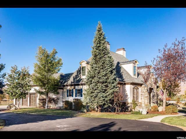 1400 S Edwards Ln, Heber City, UT 84032 (MLS #1636702) :: High Country Properties