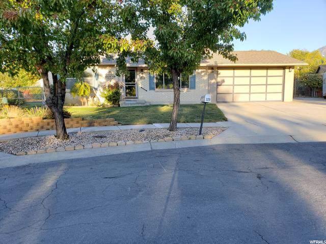 329 E Lane Cir, Sandy, UT 84070 (#1636703) :: Pearson & Associates Real Estate