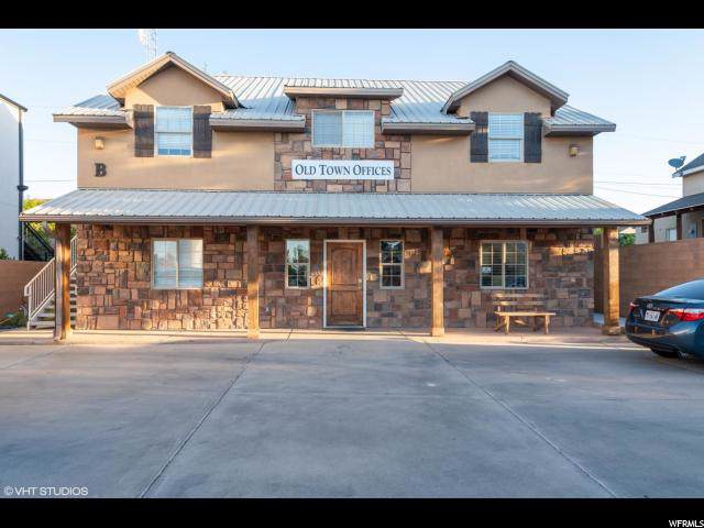115 N 300 W B, Washington, UT 84780 (#1636705) :: Colemere Realty Associates