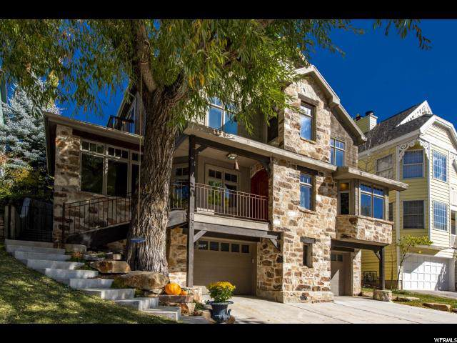 505 Deer Valley Dr, Park City, UT 84060 (#1636718) :: Doxey Real Estate Group