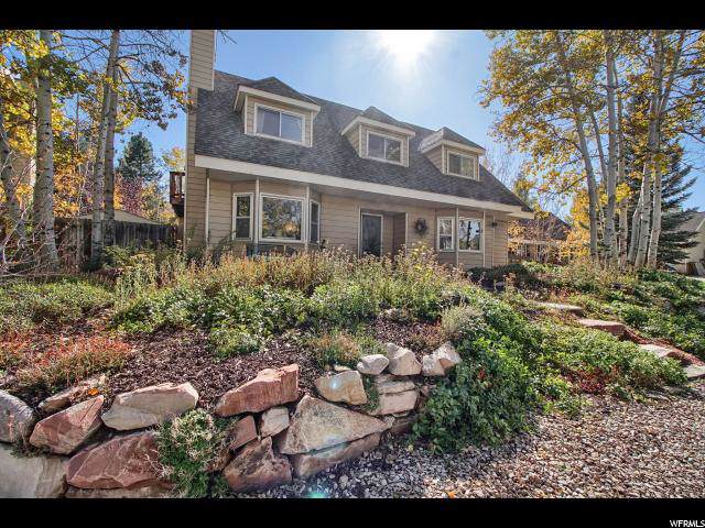 2424 Doc Holiday Dr, Park City, UT 84060 (#1636722) :: RE/MAX Equity