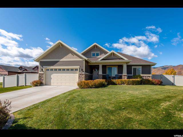 318 S Fox Den Rd, Midway, UT 84049 (#1636728) :: Pearson & Associates Real Estate