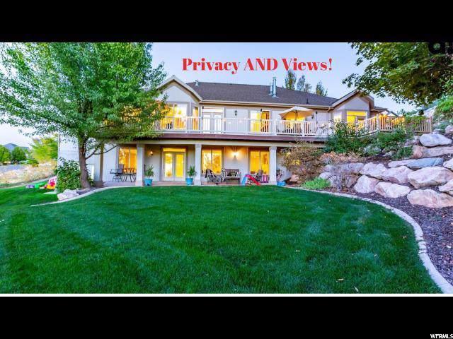 548 S Lofty Ln E, North Salt Lake, UT 84054 (#1636733) :: Pearson & Associates Real Estate