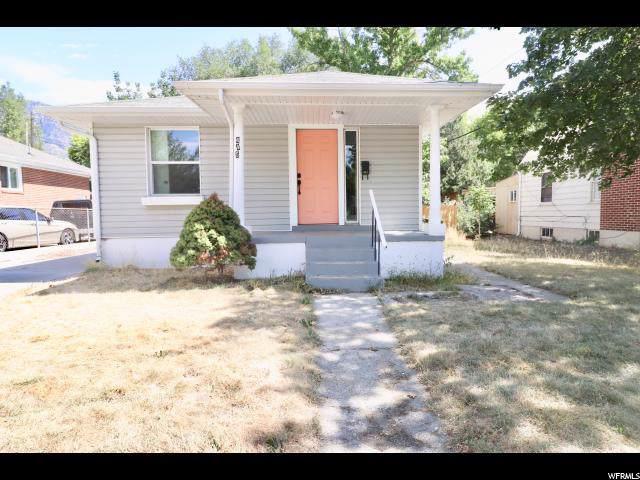 445 S 100 E, Provo, UT 84606 (#1636751) :: Bustos Real Estate | Keller Williams Utah Realtors