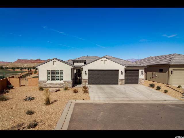 1528 W Gilded Flicker Dr S, St. George, UT 84790 (#1636756) :: Bustos Real Estate | Keller Williams Utah Realtors